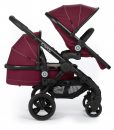 13_Barnidokkar.is iCANDY PEACH 2016 PUSHCHAIR CLARET PRO DBL WF CC SU iCandy29972
