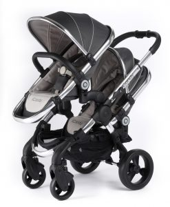 1b_Barnidokkar.is iCandy Peach 2016 Pushchair 2016 DBL SU 3-4 L TRUFFLE
