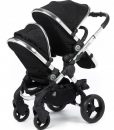 F_Barnidokkar.is iCandy Peach 2016 Pushchair BLACK MAGIC 3-4 L DBL PF iCandy29833