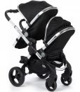H_Barnidokkar.is iCandy Peach 2016 Pushchair BLACK MAGIC 3-4 R DBL PF iCandy29799