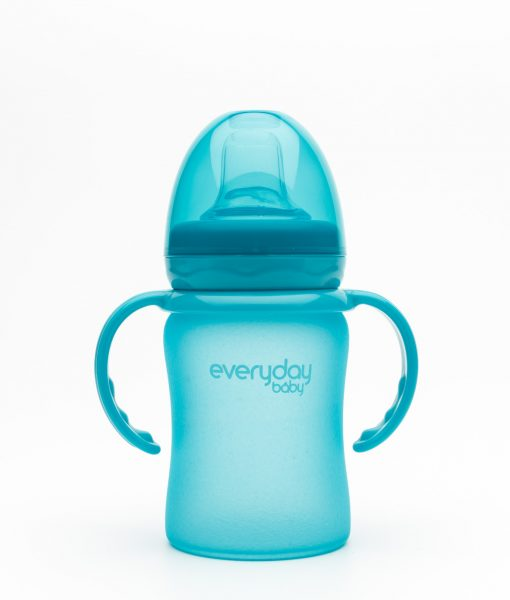Sippy Cup-Turqouise-With lid